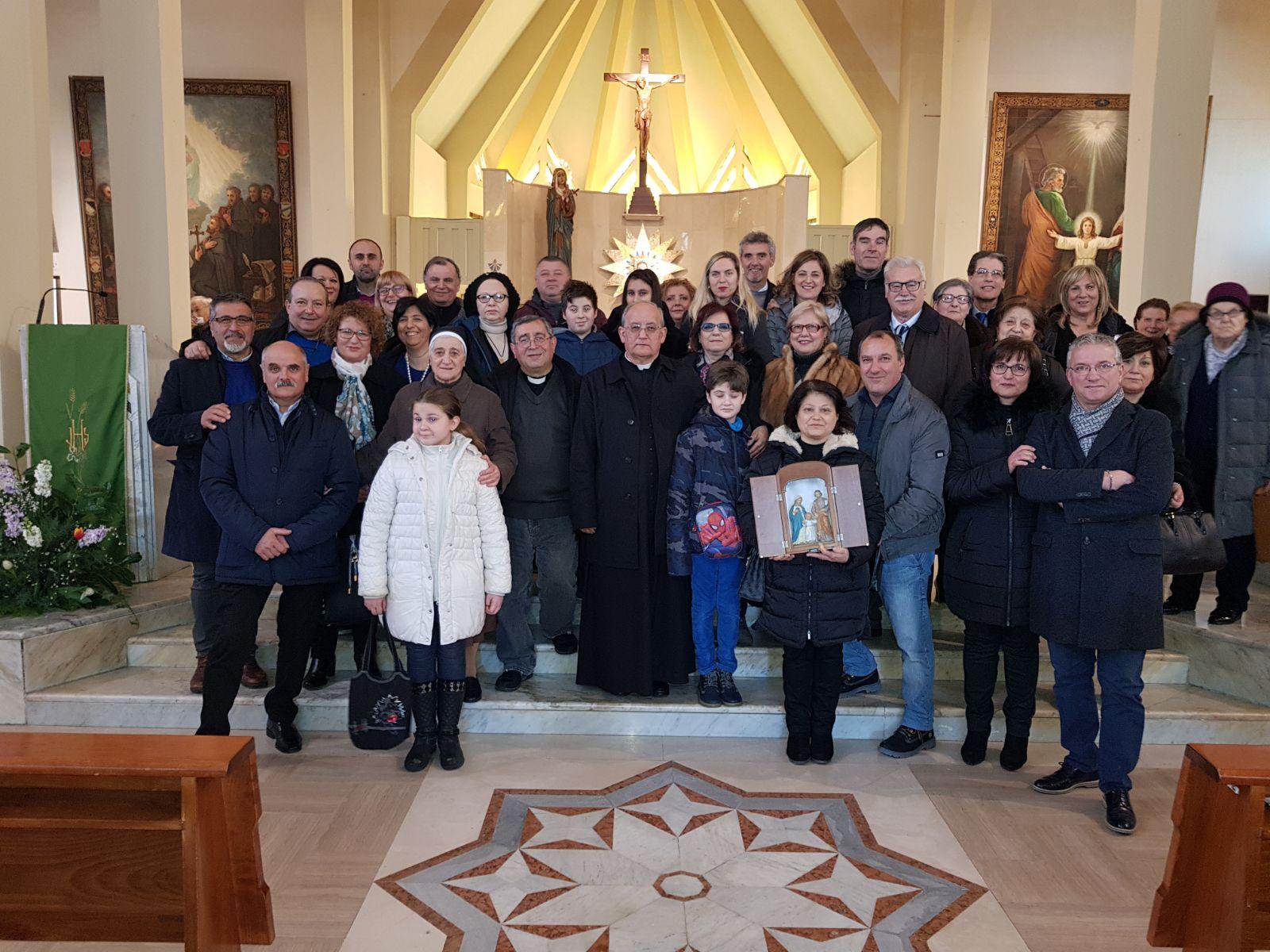 """Festa della Famiglia a Benevento 2018  """"Sintonizzati con la bellezza della Carità"""" - Dall'Amore della Famiglia ... all'amore in famiglia-"""