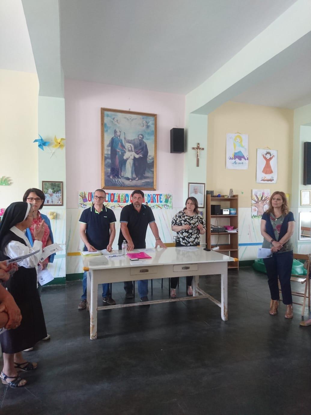 Nuovo Consiglio di Sezione Cassano Rotonda - 10 giugno 2018