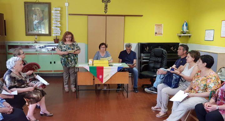 Nuovo Consiglio di Sezione Benevento - 10 Giugno 2018