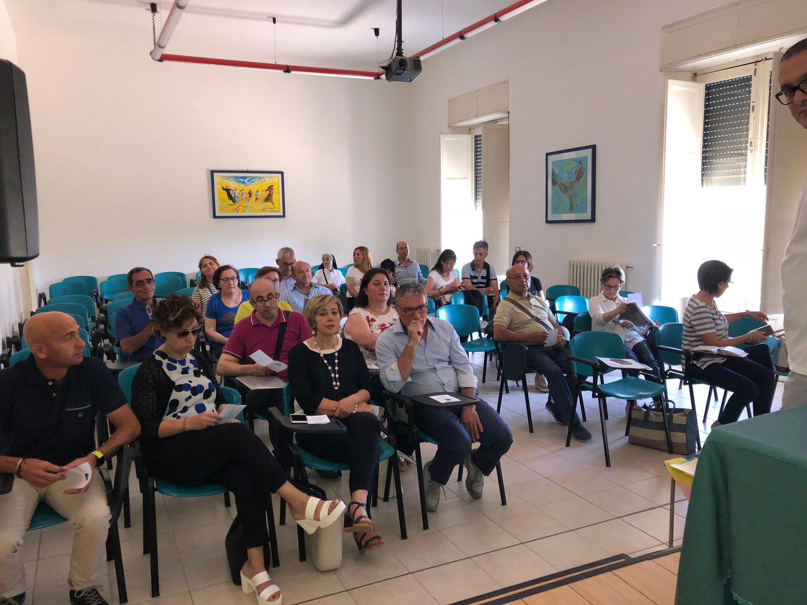 Nuovo Consiglio di Sezione Niscemi - Catania  17 Giugno 2018
