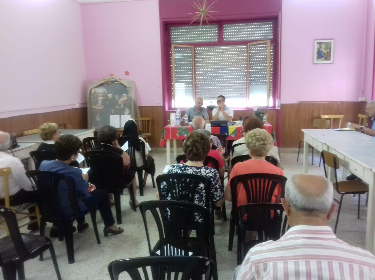 Nuovo Consiglio di Sezione Ispica - Pachino - 24 Giugno 2018