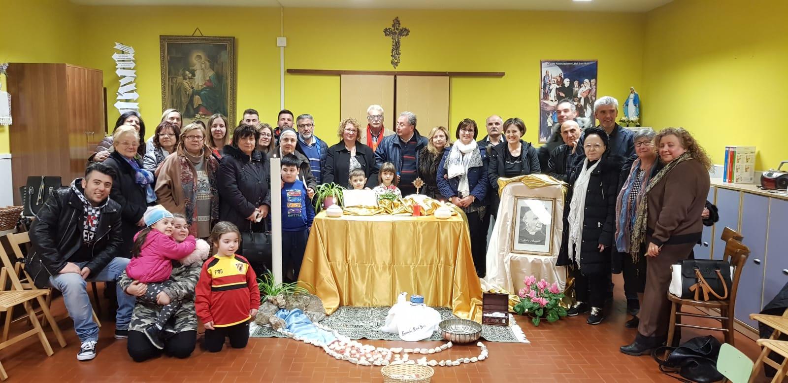 Benevento inconttro di preghiera 16 marzo 2019