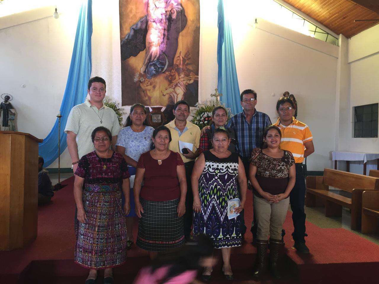 Rinnovo dell'adesione all'A.L.Bo. per i Laici Bonilliani del Guatemala
