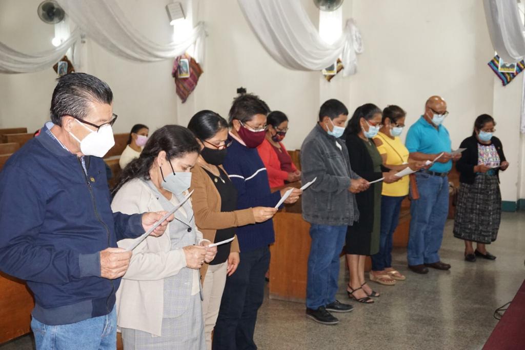 24 Aprile festa del Beato Pietro Bonilli e Rinnovo dell'adesione per i Laici Bonilliani del Guatemala
